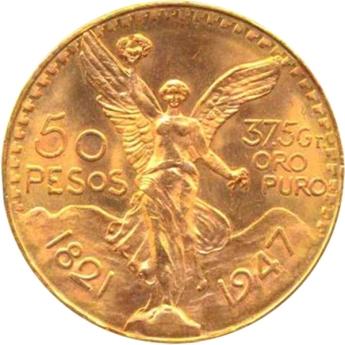 50 Pesos messicano