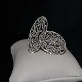 Orecchini oro e diamanti