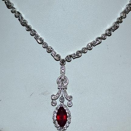 Collier diamanti