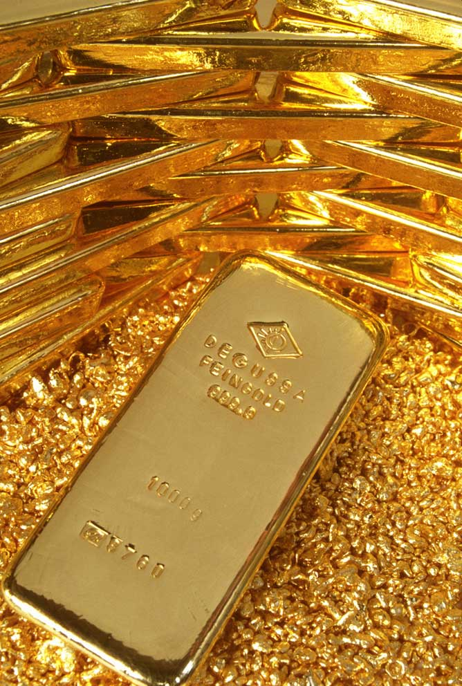 Forex million gold