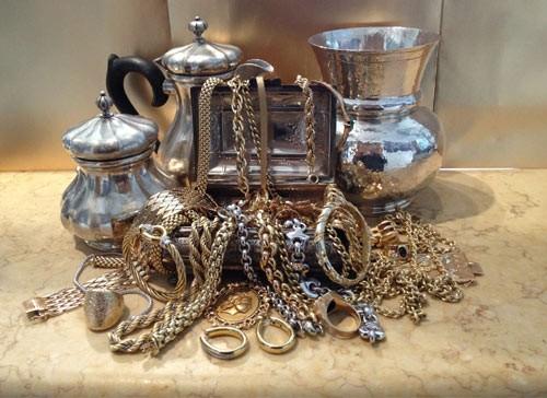 oro e argento usato